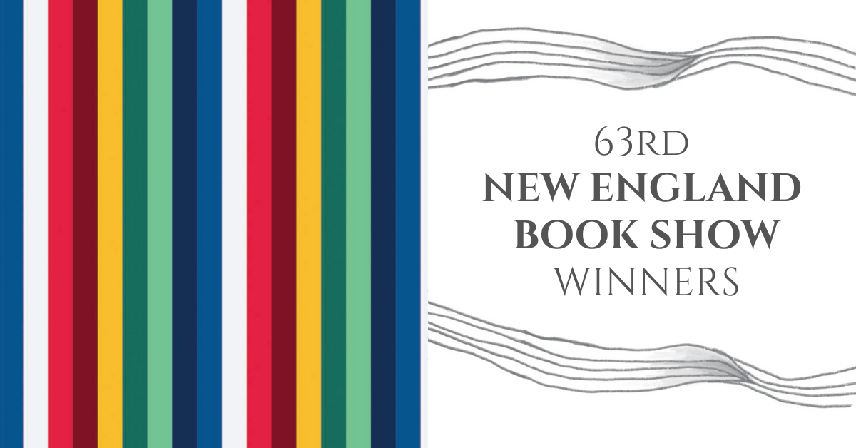 63rd NEW ENGLAND BOOK SHOW WINNERS