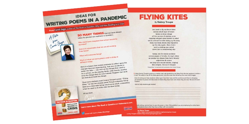 Ideas For Writing Poems In A Pandemic A student has to realize why it is crucial to make a poetry citation in the essay and when there is such a requirement. ideas for writing poems in a pandemic
