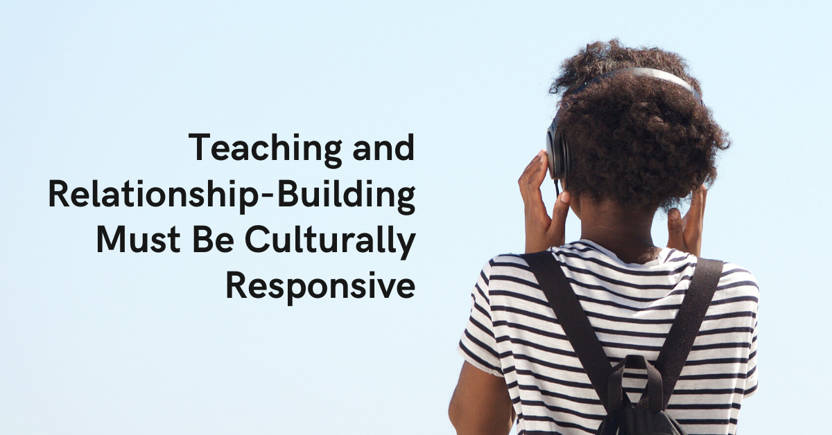 Culturally Responsive Teaching Blog Banner 1200 by 628X