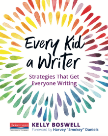 Every Kid A Writer Book Cover