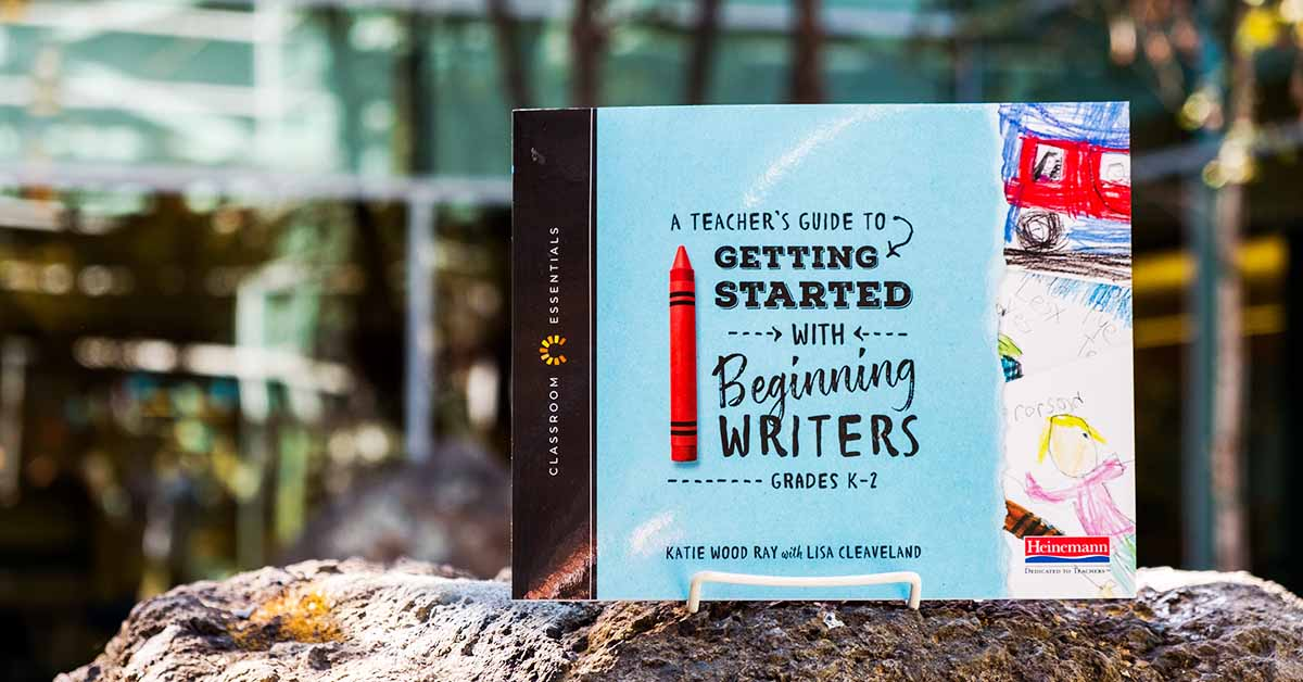 Getting-Started-With-Beginning-Writers_Making-Books