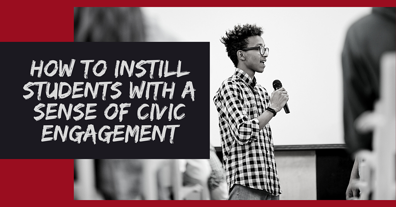 How to Instill Students with a Sense of Civic Engagement jam