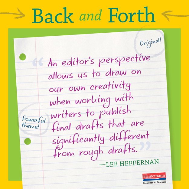 Back and Forth Social Graphic 3