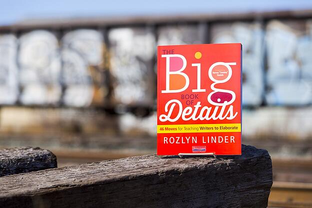 Roz Linder's Big Book of Details