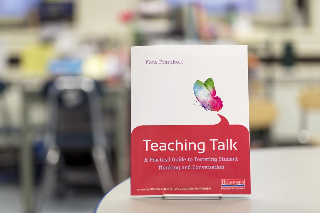 Teaching Talk: A Practical Guide to Fostering Student Thinking and Conversation