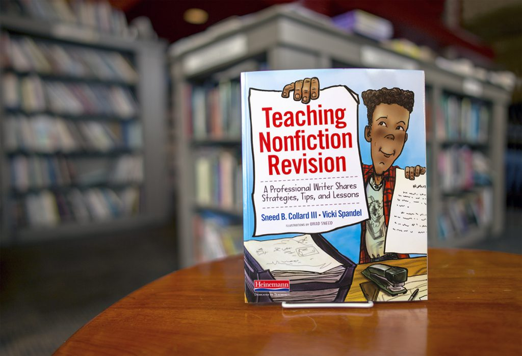 Teaching Nonfiction Revision book cover