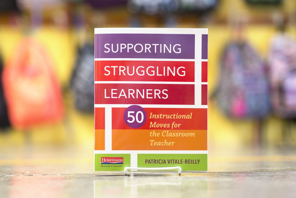 supporting struggling learners book cover