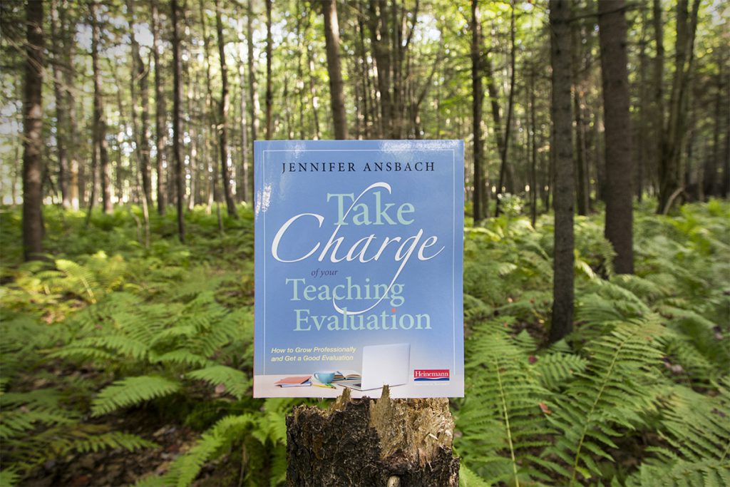 Take Charge of Your Teaching Evaluation