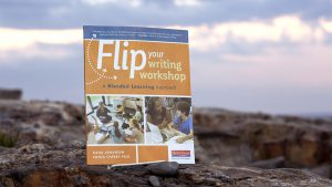 Flip your writing workshop book cover