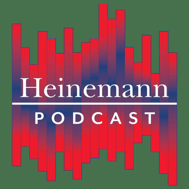 Heinemann Podcast_H-podcast-logo-bluerules2400x2400_W