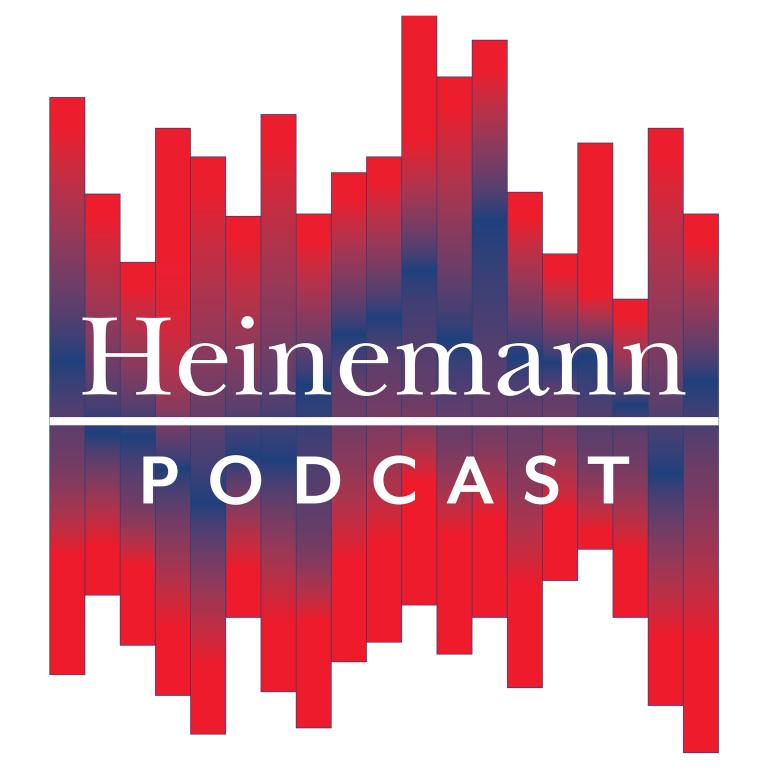 NCTE17 Heinemann Podcast Roundup