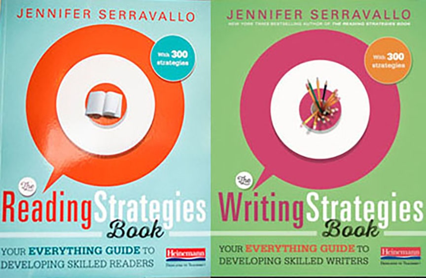 jennifer serravallo reading strategies pdf