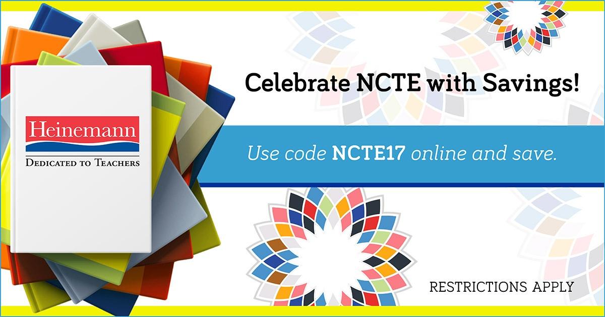Heinemann Online NCTE Discount