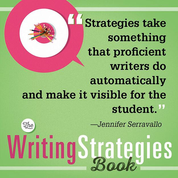 Writing Strategies Book 18