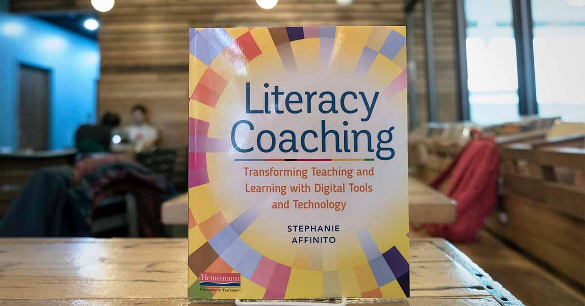 Literacy Coaching Book