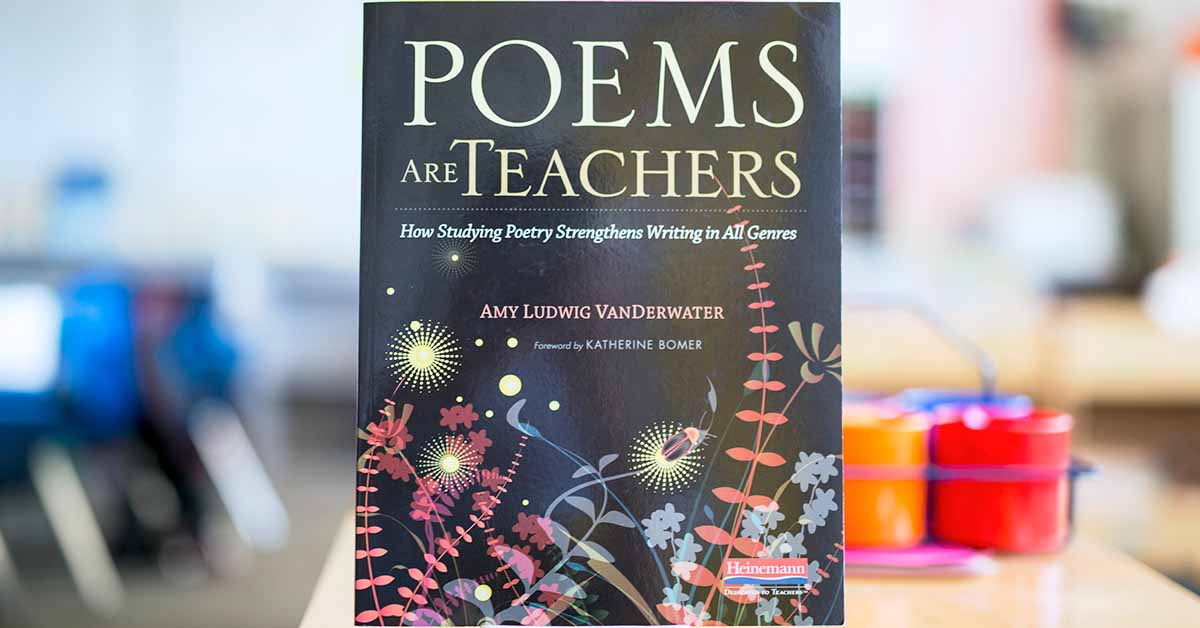 Poems Are Teachers Blog