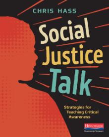 Social Justice Talk Small Book Cover