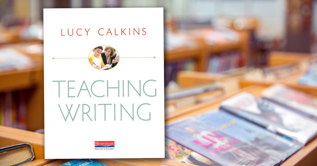 Teaching Writing blog image