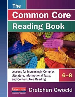 Common Core Reading Book 6-8